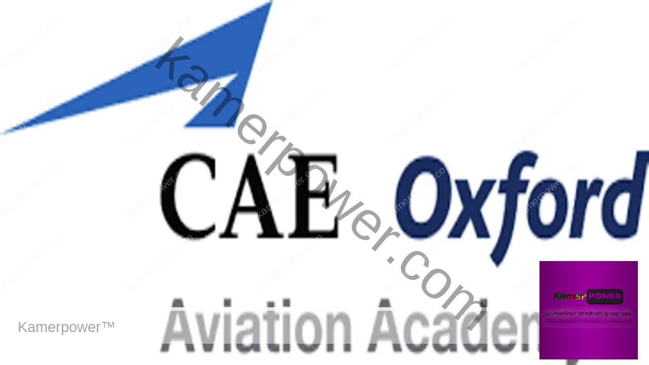 CAE Oxford Aviation Academy Douala - Cameroon