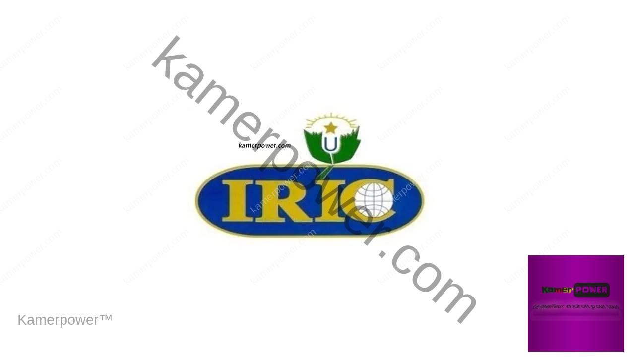 Concours IRIC Cameroun 2021-2022 diplomatie Cameroon