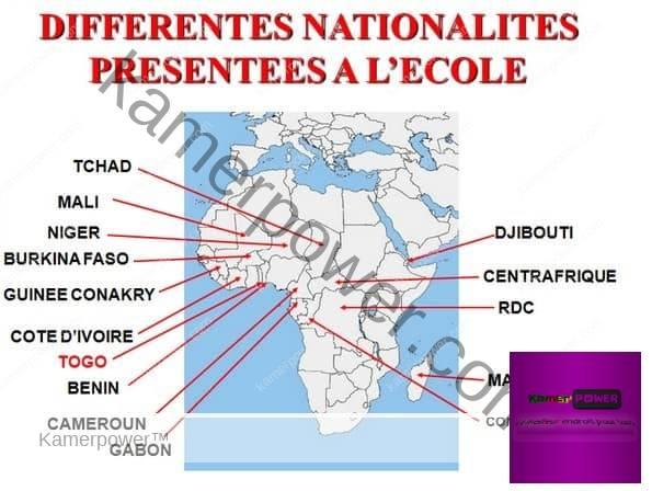 Concours Esaal Togo 2018 2019 2020 2021 Cameroun
