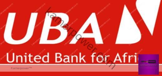 UBA Cameroun recrutement 2018-2019 branches in douala Yaounde Limbe uba cameroon online banking