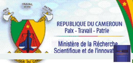 minresi.cm Concours MINRESI recrutement 2018-2019 173 Chercheurs MINRESI Cameroun