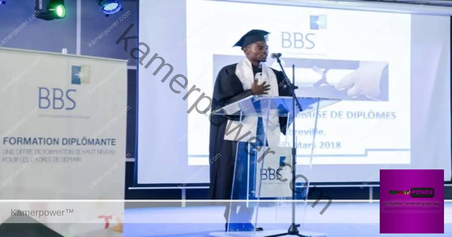 BGFI Business School (BBS) frais de scolarité et Concours d'entrée 2021-2022 BGFI Business School
